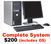 Refurbished Complete Systems